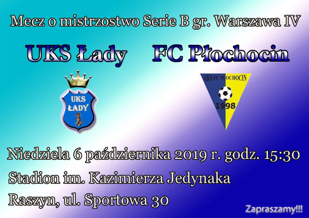 UKS Łady - FC Płochocin